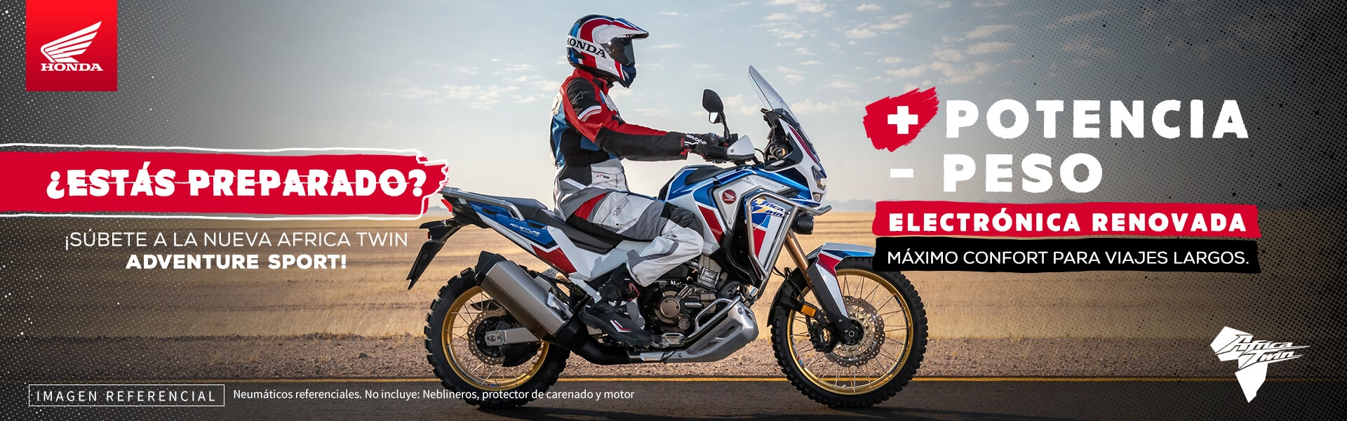 slider africa twin adventure